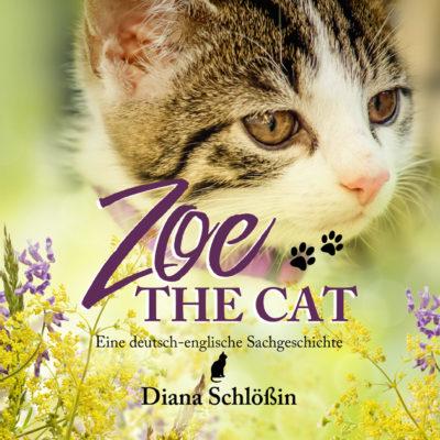 """Lesung """"Zoe the cat – eine deutsch-englische Sachgeschichte"""""""