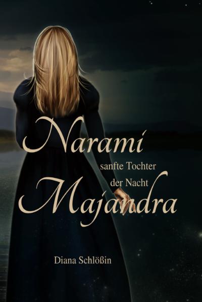Buchlesung von Narami Majandra